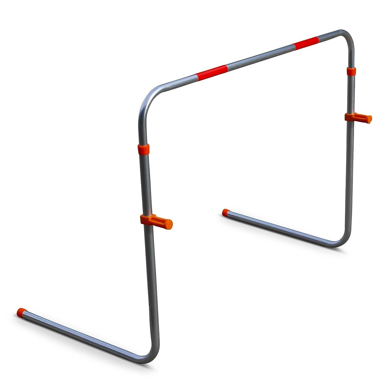Leichtathletik Trainingshürde Steh-Auf MAXI von 71 - 106 cm HAEST