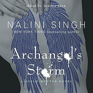Archangel's Storm Audiobook