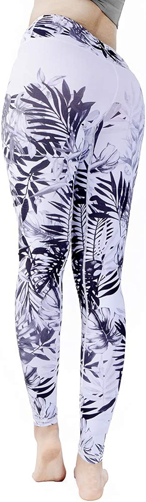 FENG LING Leggings for Women Super Soft High Waist Stretchy Workout Yoga Pants