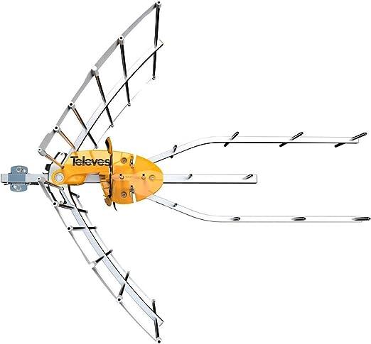 Televes 148921 Antena UHF LTE Ellipse: Amazon.es ...