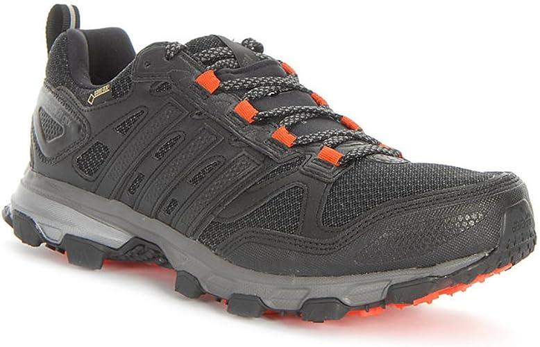 Adidas Performance Response Trail 21 GTX - Zapatillas de Running para Hombre, Color Negro-Negro-Orange, Talla -8: Amazon.es: Zapatos y complementos