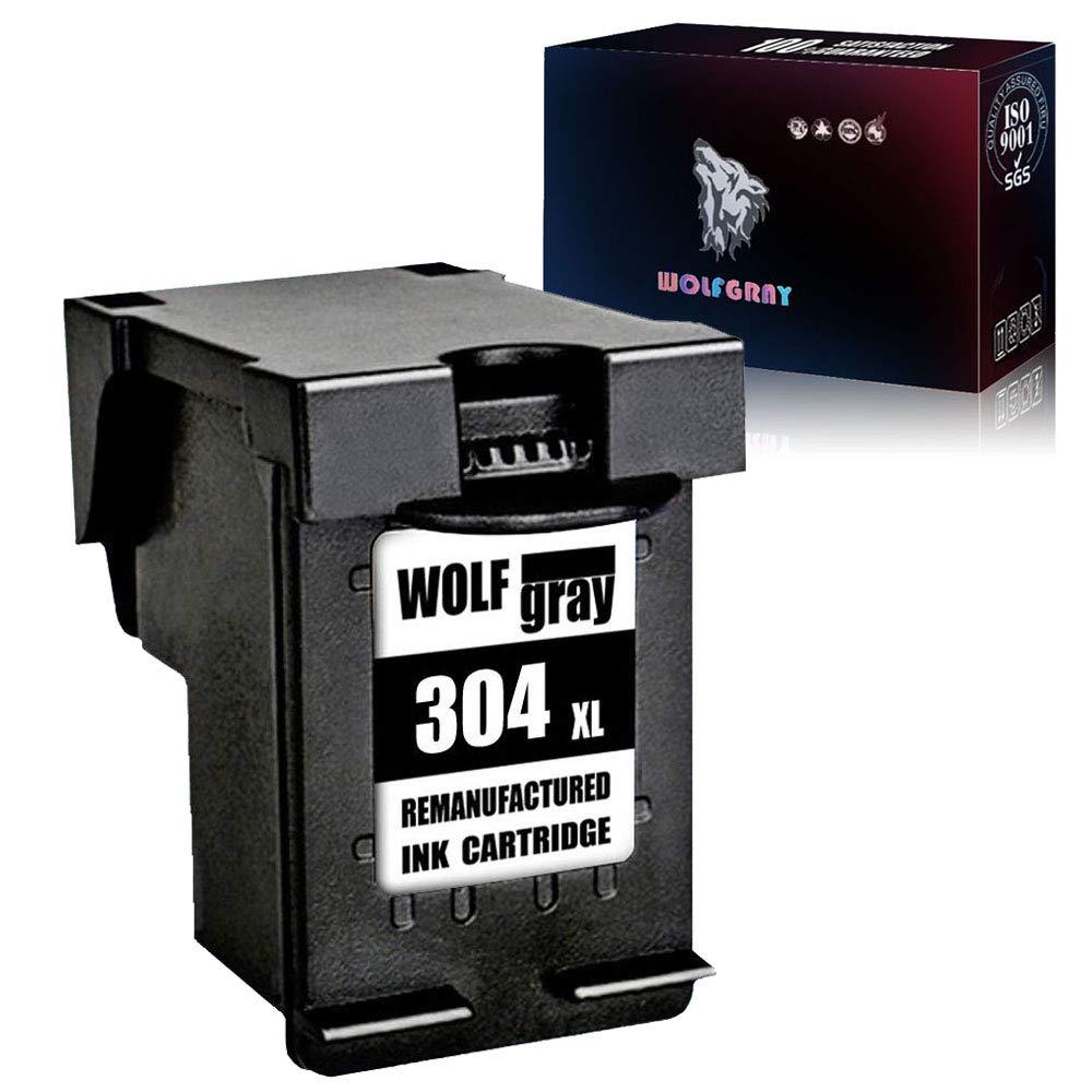Wolfgray 304XL Remanufacturado para HP 304 XL 304 Cartuchos de ...