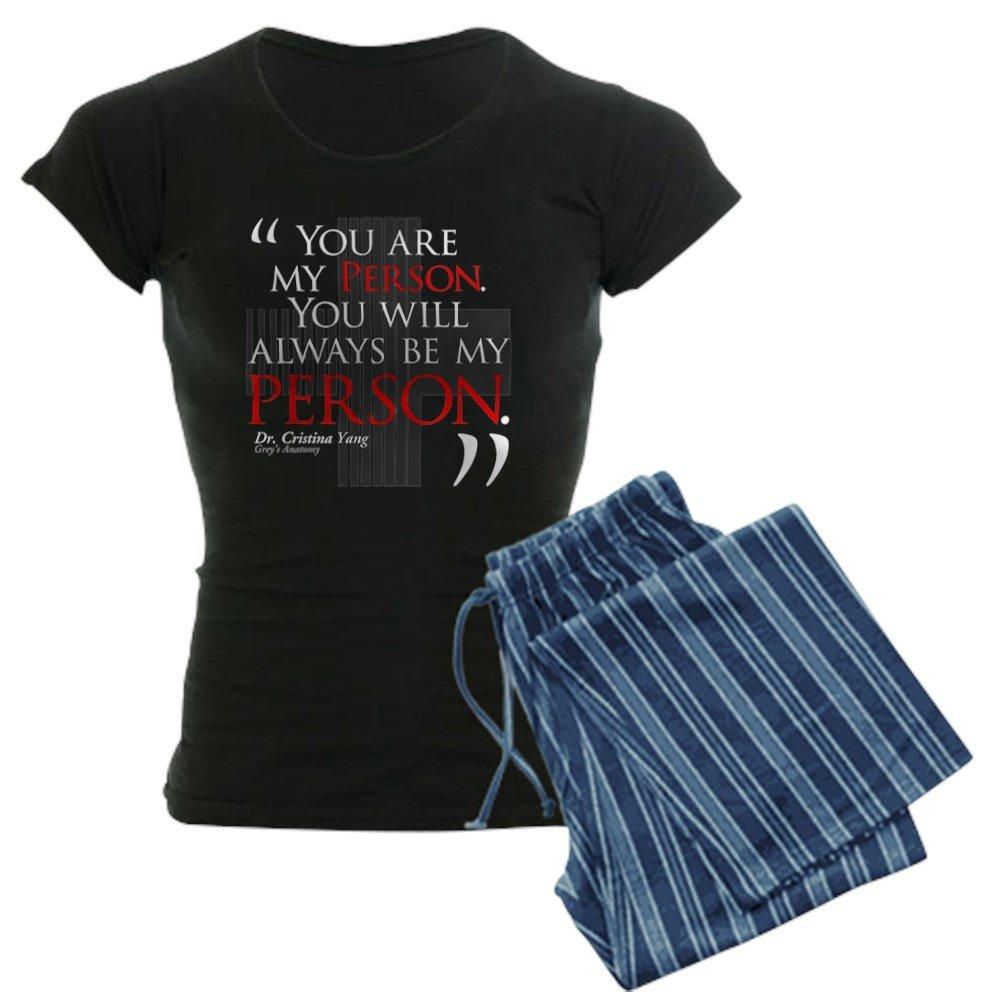 CafePress - You Are My Person - Womens Pajama Set