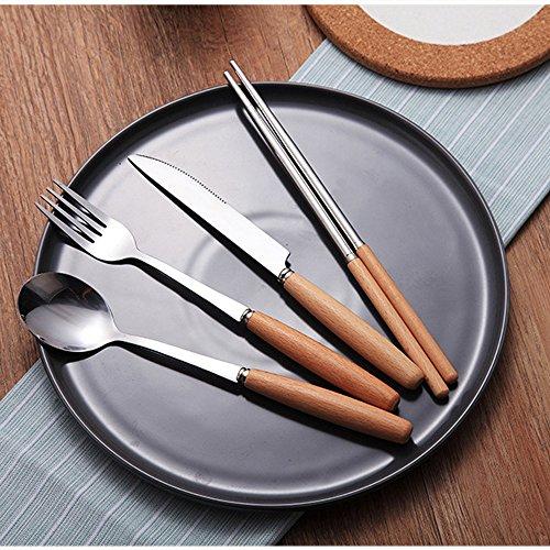 Spoon Chopsticks Fork Set Box - 7