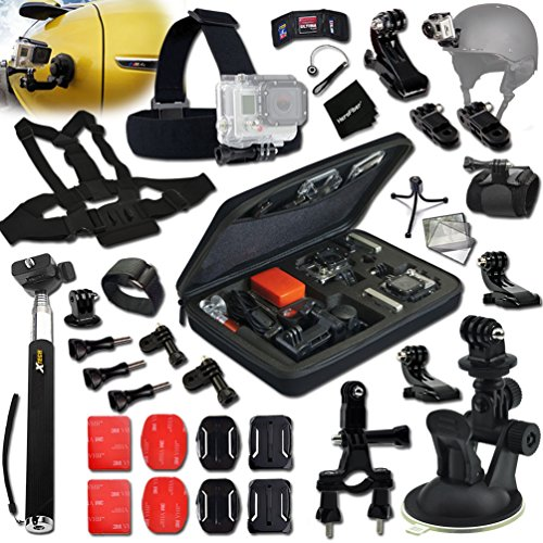 Xtech Car Mount and Motorcycle Accessory Kit (19 Items)