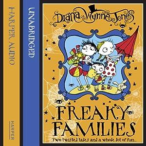 Freaky Families Audiobook