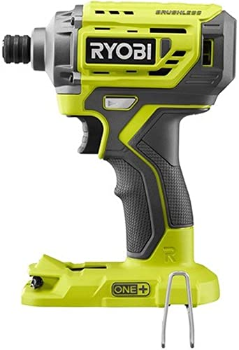 Ryobi P239 18V One Brushless Lithium-Ion Impact Driver Bare Tool Only Bulk Packaged Renewed