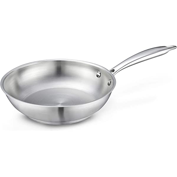Lacor - 40621 - Sartén Vitrocor 20 cm Inox.: Amazon.es: Hogar
