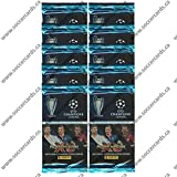2014-15 PANINI ADRENALYN CHAMPIONS LEAGUE SOCCER CARDS 10 PACKS (9 CARDS PER PACK) TOTAL OF 90 CARDS! LOOK FOR MESSI, RONALDO, NEYMAR, IBRAHIMOVIC, POGBA & MORE!