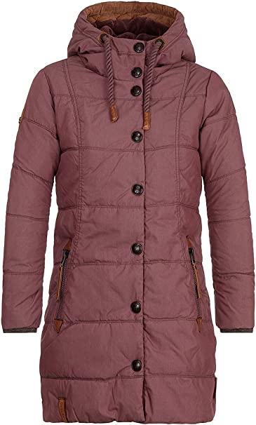 Naketano Damen Jacke Majing Sirtyone II Jacket: