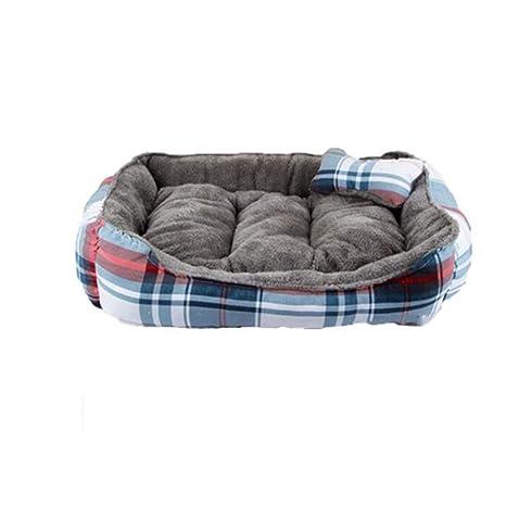Cama para perros, cachorros desmontables, almohadillas para ...