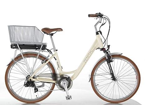Zenith Classic E Bike Bicicletta Elettrica Pedelec Citybike 26