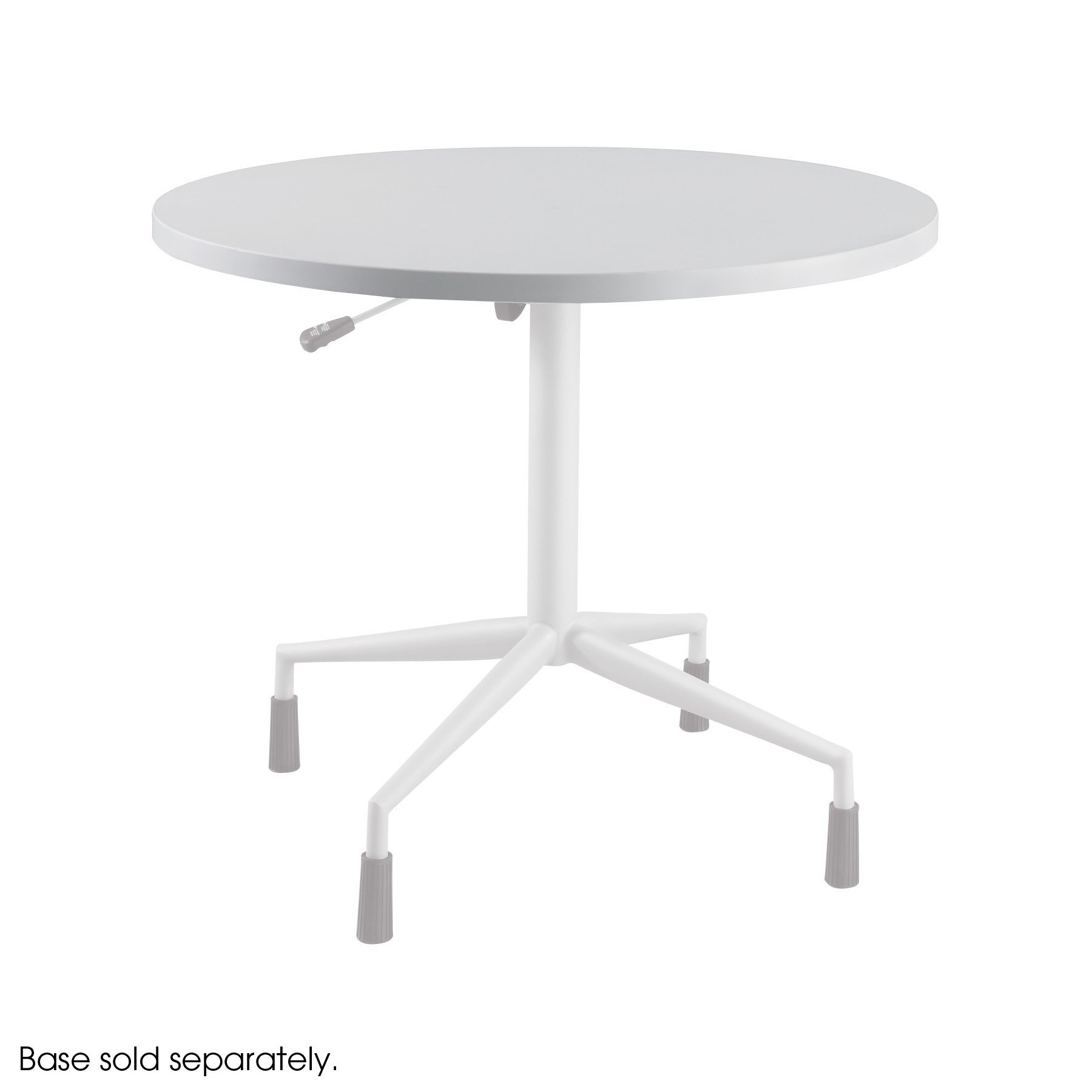 Safco Products 2653GR RSVP  36'' Round Table Top (Base sold separately), Gray