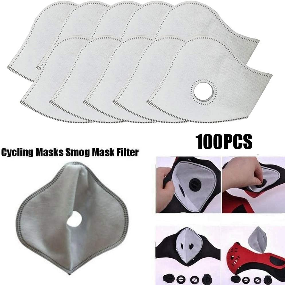 WTA Replacement Filter Non-Woven Filter Accessories Set for Outdoor Sport