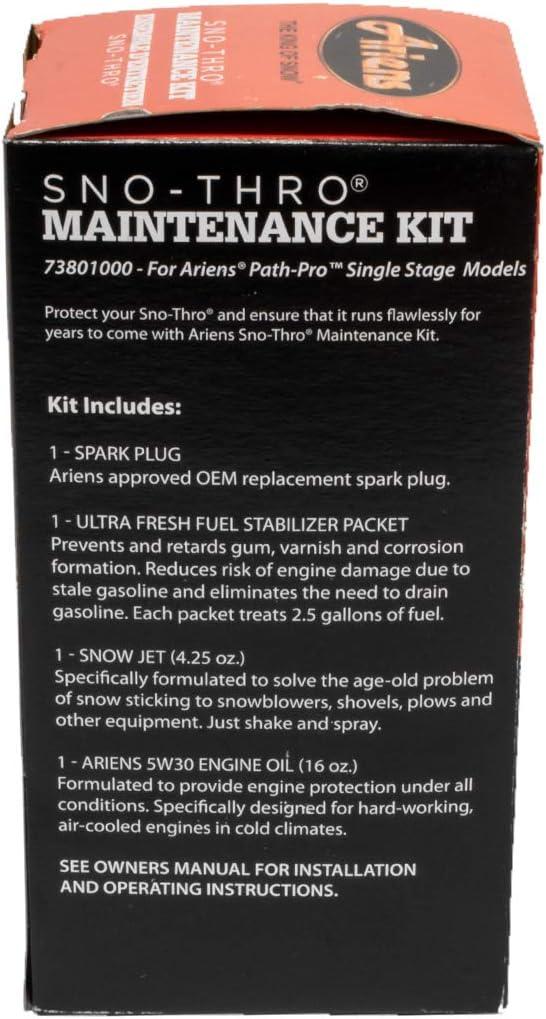 Patio, Lawn & Garden Ariens Genuine OEM Snow Blower Maintenance ...