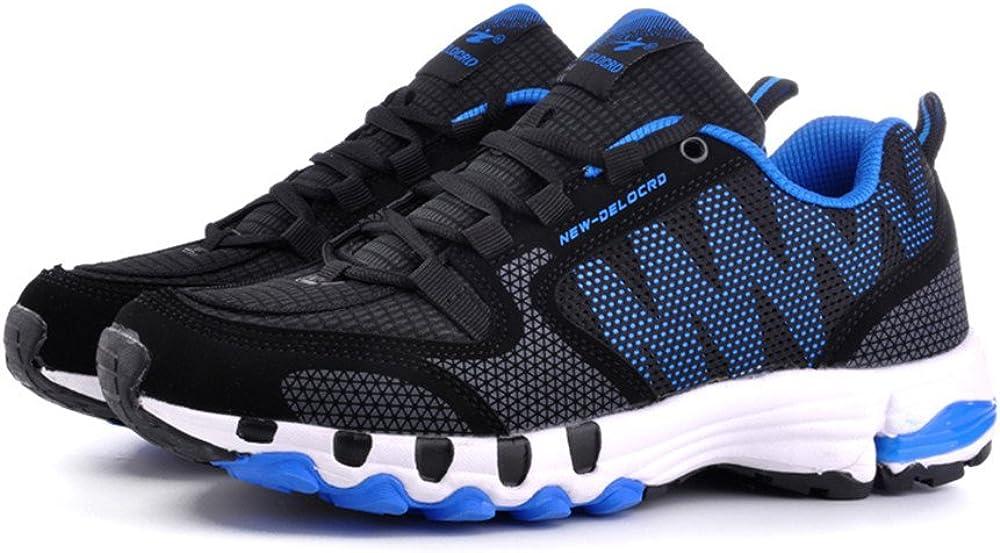Delocrd Peterjo Chaussures de course multisport pour homme