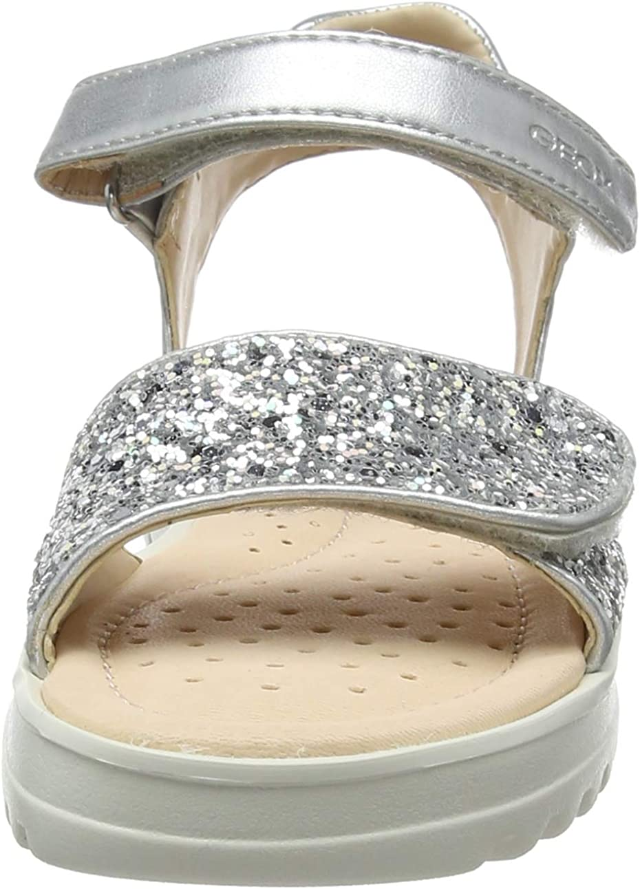 Geox J Sandal Coralie Girl A Bout Ouvert Fille