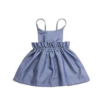 7ed6f36d5aa78 mikistory 新生児 服 女の子 子供服 出産祝い ベビー服 ドレス 幼児 服 ベビー 牛スカート 66cm