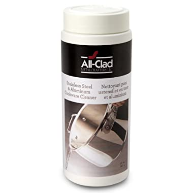 All-Clad 00942 Cookware Cleaner and Polish, 12 Ounce