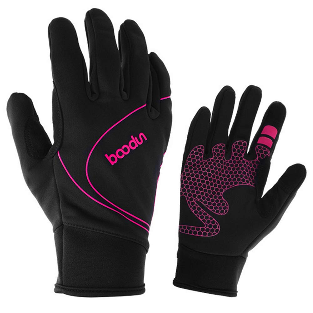 TZTED Waterproof Thermal Winter Gloves Cycling Gloves Cold Proof Men Women For Skiing Snowboarding Cycling And Other