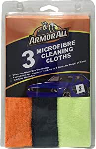 قماش مايكروفايبر للتنظيف من ارمورال 40075 – 3 قطع