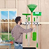 Home Mop and Broom Holder – Hanging Positions