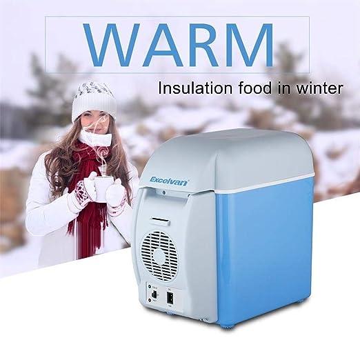 juman634 12V 7.5L Auto Car Mini refrigerador Refrigerador de Viaje ...