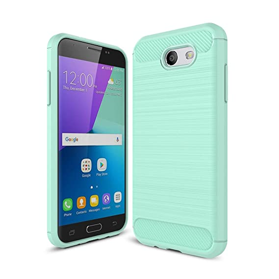 Amazon.com: Slim Soft Samsung Galaxy J3 Emerge Case, Galaxy ...