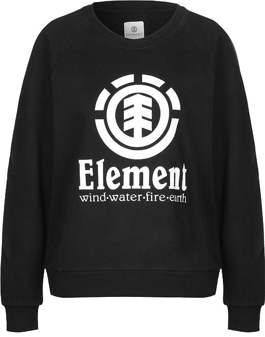 Element - Sudadera con Capucha - para Mujer Negro X-Small: Amazon.es: Ropa y accesorios