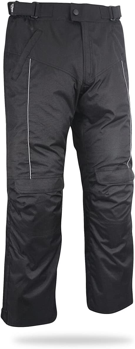 JET Motorcycle Motorbike Moped Scooter Trousers Pants Armoured Waterproof Low Bulk Design Ideal for city riding