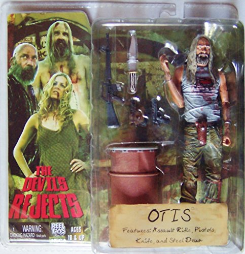 Otis Figure From The Devils Rejects