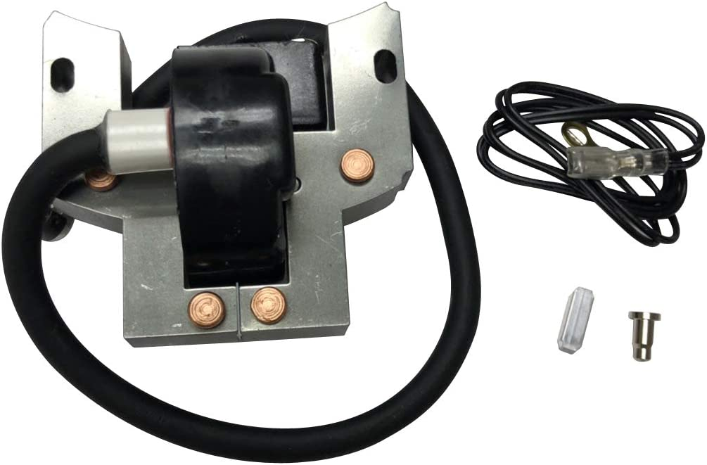 ENGINERUN 398593 Ignition Coil Module Magneto for Briggs & Stratton 3HP Engines 793281, 793352, 792594, 395489, 398593 496914