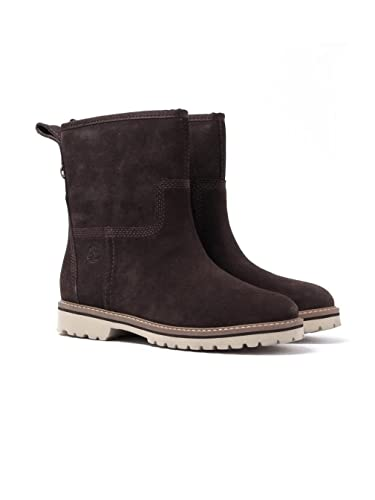 ba686a3761d5 Timberland Chamonix Valley Winter Boot - A1K1B Dark Brown Suede (Leather)  Womens Boots 7