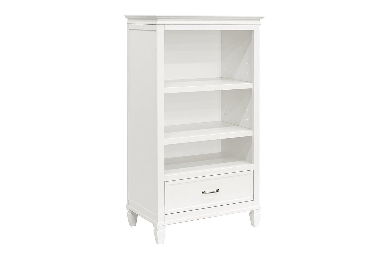 Million Dollar Baby Darlington Bookcase, Warm White DaVinci - DROPSHIP M15814RW
