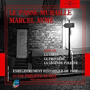 Le passe-muraille Audiobook
