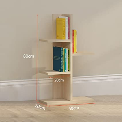 Bookcases Simple Multi Storey Student Bookshelf Balcony Storage Rack Childrens Color Size Optional