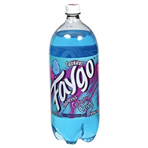 Faygo Cotton Candy 2 liter