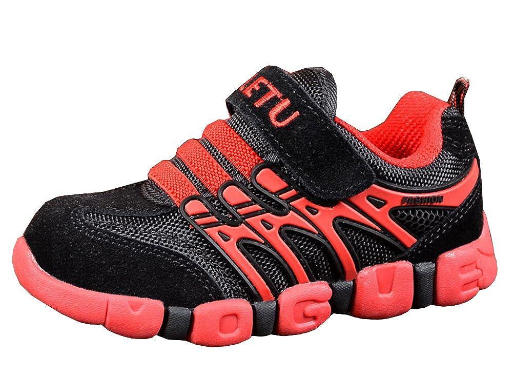 iDuoDuo Boys Girls Outdoor Mesh Basketball Sneakers Athletic Running Shoes (Toddler/Little Kid/Big Kid)