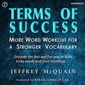 Terms of Success Audiobook