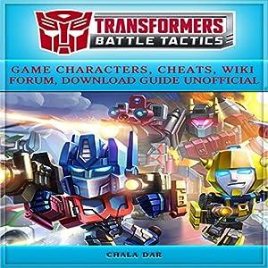 Transformers Battle Tactics Audiobook