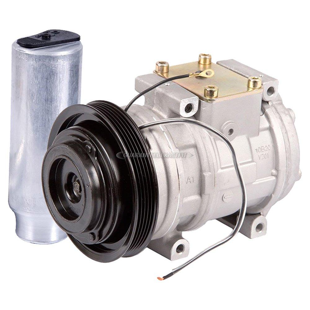 Amazon.com: AC Compressor w/A/C Drier For Acura Legend 1991 1992 -  BuyAutoParts 60-86178R2 New: Automotive