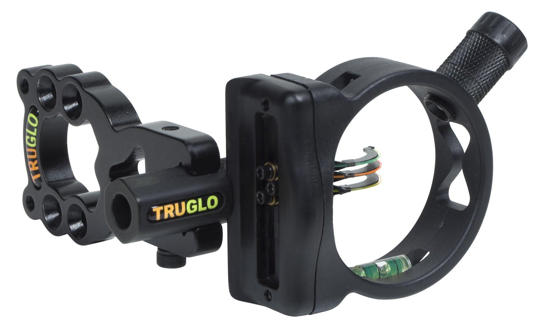 TRUGLO Rite-Site XS 3-Pin Sight .019'' Black