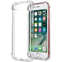HUSHCO Funda iPhone 7 iPhone 8 iPhone SE 2020 Carcasa Silicona Suave TPU Gel Bumper Case Cover de Protección…