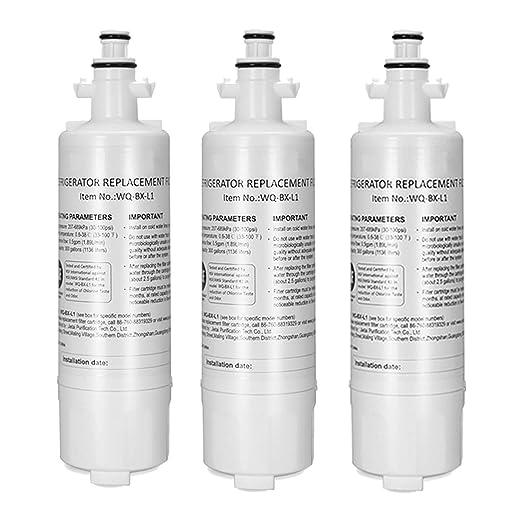 ALTME LT700P repuesto de filtro de agua para refrigerador para LG ...