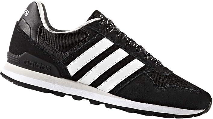 doble Laboratorio Guerrero  Sudor Zapatos Revocación adidas neo blanco y negro -  happilyhomeschooling.com