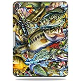 MightySkins Skin For LifeProof NUUD Apple iPad Pro 12.9 (2018) Case - Action Fish Puzzle | Protective, Durable, and Unique Vinyl wrap cover | Easy To Apply, Remove, and Change Styles | Made in the USA