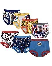 Nickelodeon Boys TBUP3734 Paw Patrol Boys 3pk Training Pants & 4pk Briefs Underwear - Multi