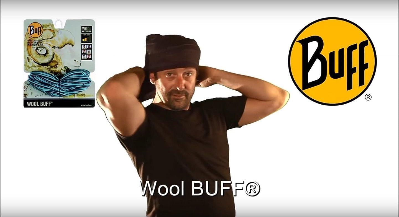 dagger black Buff Merino Wool Schlauchtuch