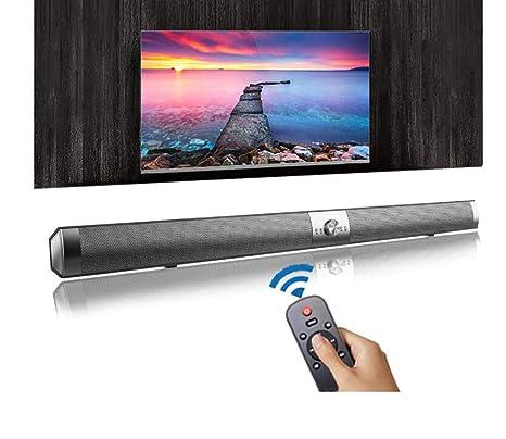 Altavoz Bluetooth 360 ° Sonido estéreo Envolvente TV Mejorada ...