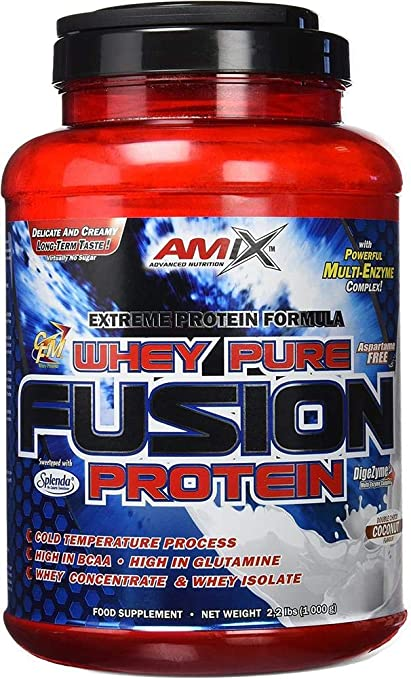 Amix Whey Pure Fusion 1 Kg Coco-Chocolate 1000 g